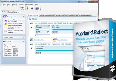 Macrium Reflect All Editions v7.2.4797 64 Bit - Eng