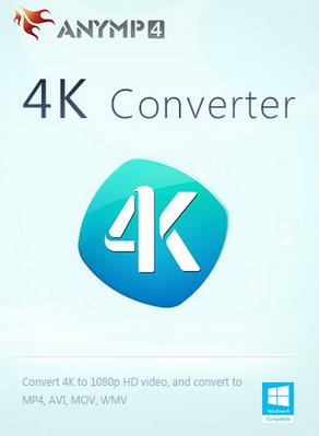 AnyMP4 4K Converter 7.2.22  - ENG