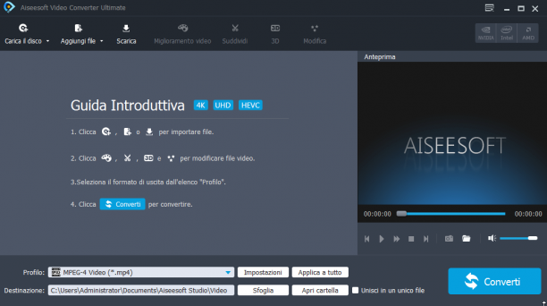 Aiseesoft Video Converter Ultimate 9.2.28 - ITA