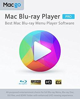 [MAC] Macgo Mac Blu-ray Player Pro 3.3.17 macOS - ENG