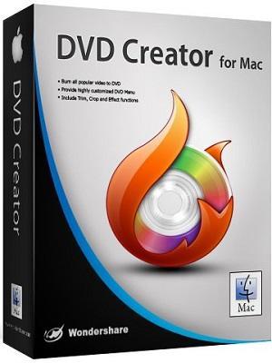 [MAC] Wondershare DVD Creator v6.0.0.3 MacOSX - ITA