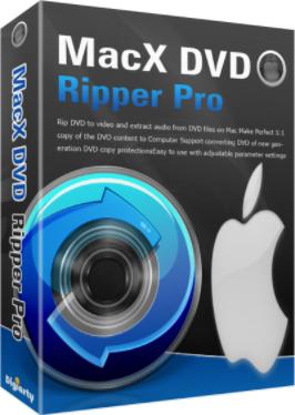 [MAC] MacX DVD Ripper Pro 6.2.2 (20190521) macOSX - ITA