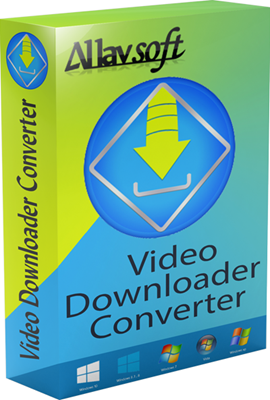 Allavsoft Video Downloader Converter 3.15.8.6742 - Eng