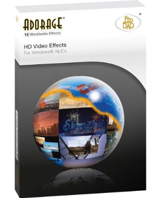 proDAD Adorage v3.0.120.1 64 Bit + Effect Library   - ITA