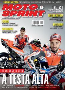 Moto Sprint - 16 Gennaio 2018 - ITA