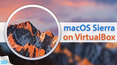 macOS Sierra v10.12.4 VM per VirtualBox - ITA