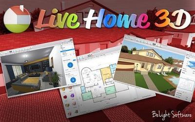 [MAC] BeLight Live Home 3D 3.2.2 MacOSX - ITA