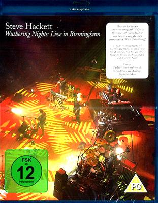 Steve Hackett - Wuthering Nights: Live in Birmingham (2018) Full BluRay 1.1  AVC DTS-HD  MA -eng