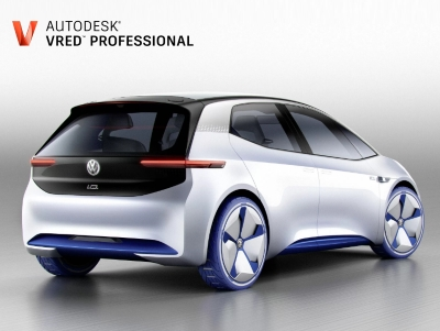 Autodesk VRED Professional 2018 - ENG