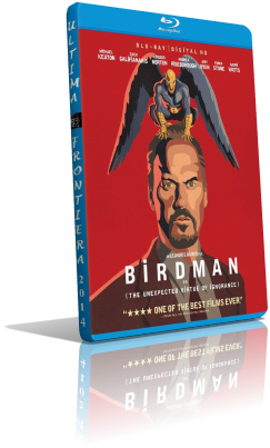 Birdman o (L'imprevedibile virtù dell'ignoranza) (2014) Blu Ray Full 1:1 AVC MULTI 45 GB