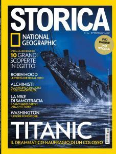 Storica National Geographic - Ottobre 2017 - ITA