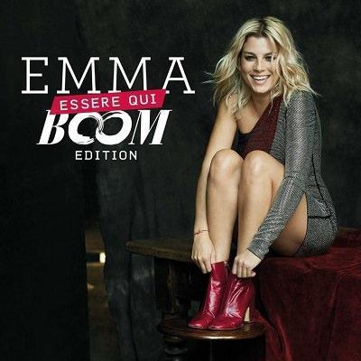 Emma Marrone - Essere qui (BOOM Edition) (2018) MP3 - 320 kbps