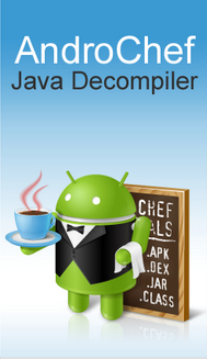 AndroChef Java Decompiler 1.0.0.13 - ENG