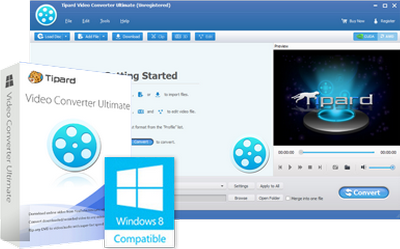 Tipard Video Converter Ultimate v9.2.32 - Eng