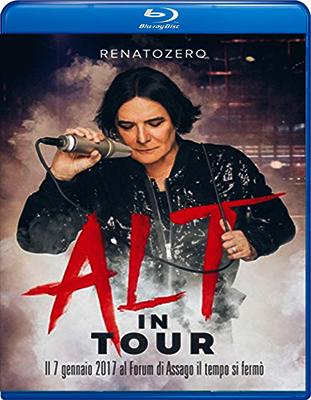 Renato Zero Alt in Tour (2018) Full BluRay 1.1 AVC DTS-HD MA 5.1 ITA