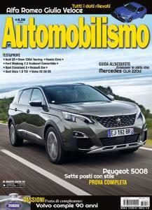 Automobilismo - Giugno 2017 - ITA