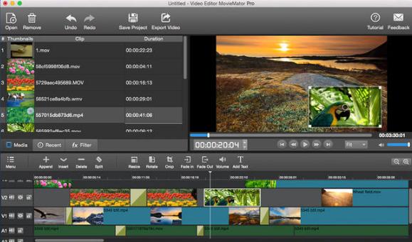 [MAC] MovieMator Video Editor Pro 2.9.2 macOS - ENG