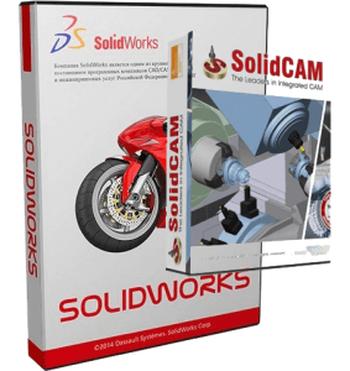 SolidCAM 2021 SP2 for SolidWorks 2012-2021 x64 - ITA