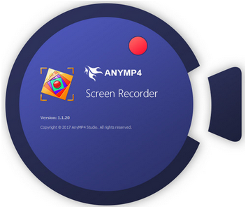 [PORTABLE] AnyMP4 Screen Recorder 1.1.30 Portable - ENG