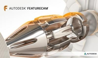 Autodesk FeatureCAM Ultimate 2018.3.4 64 Bit - ITA
