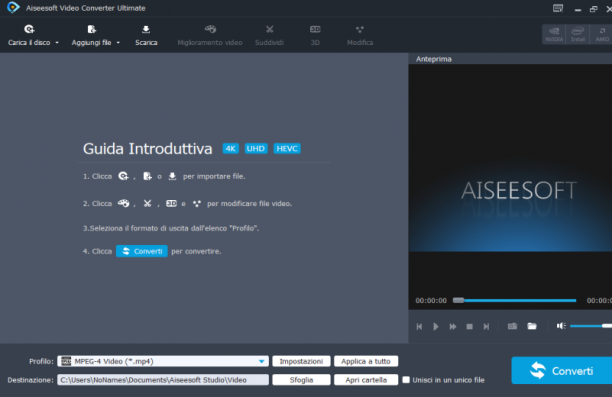 Aiseesoft Video Converter Ultimate 9.2.36 - ITA