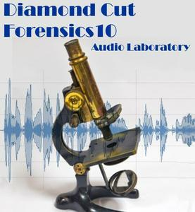 Diamond Cut Forensics10 Audio Laboratory 10.52 - ENG