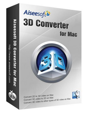 [MAC] Aiseesoft 3D Converter 6.5.7 MacOSX - ENG