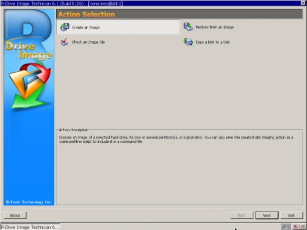 R-Tools R-Drive Image v6.2 Build 6201 + BootCD - ENG
