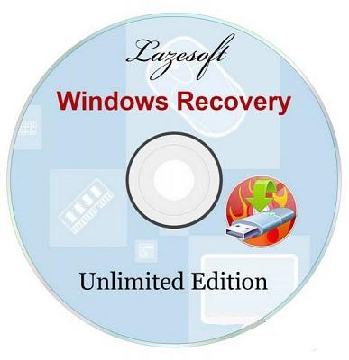 Lazesoft Windows Recovery 4.2.0.1 Unlimited Edition - ENG