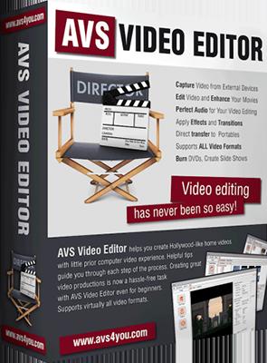 AVS Video Editor 9.4.3.372 - ITA