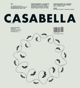Casabella - Marzo 2017  - ITA