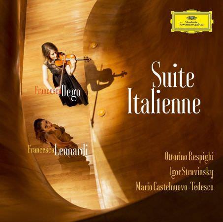 Francesca Dego & Francesca Leonardi - Suite Italienne (2018) MP3- 320kbps