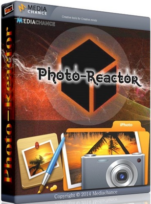 Mediachance Photo-Reactor 1.6 - ENG
