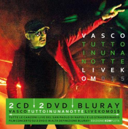 Vasco.Rossi.Tutto.In.Una.Notte.Live.KOM.015.(2016)  Blu-Ray 1080i