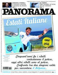 Panorama Italia - 18 luglio 2018 - ITA
