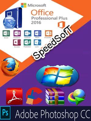 Microsoft Windows 7 Sp1 Ultimate & Adobe PS   Office 2016 & More (x64) - Settembre 2018 - Ita