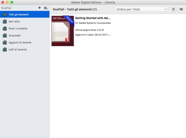 [MAC] Adobe Digital Editions 4.5.11 MacOSX - ITA
