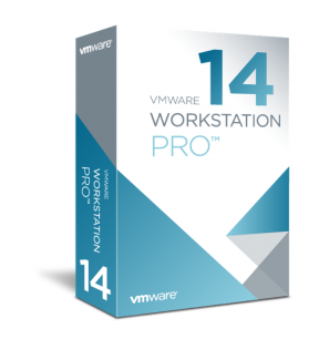 VMware Workstation Pro v14.1.6 Build 12368378 64 Bit - ENG
