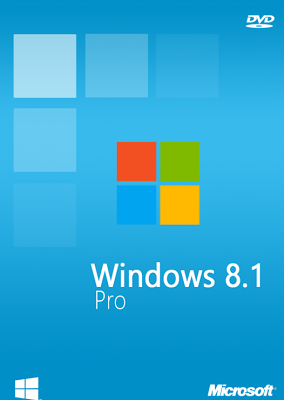 Microsoft Windows 8.1 Pro VL Update 3 + AIO 2 in 1 - Settembre 2018 - Ita