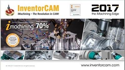 InventorCAM 2017 SP3 build 92645 x64 - ITA