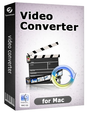 [MAC] Tenorshare Video Converter Pro v1.1.0.0 MacOSX - ENG