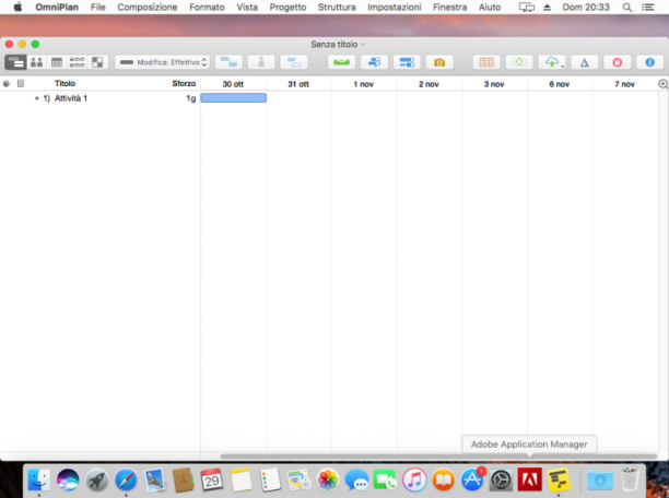 [MAC] OmniPlan Pro 3.11.2 MacOSX - ITA