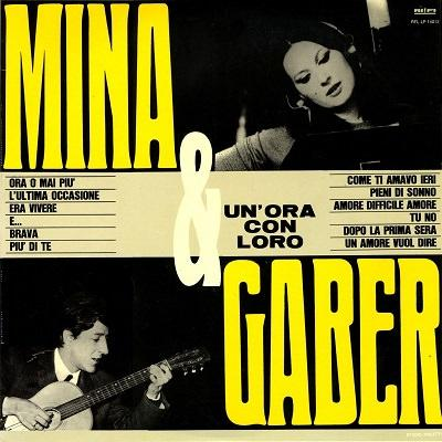 Mina & Gaber - Un'ora con loro (2018) MP3 320 KBps