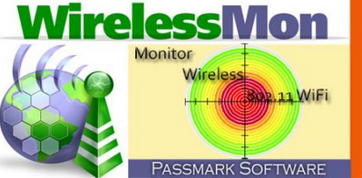 [PORTABLE] PassMark WirelessMon Professional 4.0.1009 Portable - ENG