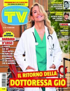 TV Sorrisi e Canzoni - 17 luglio 2018 - ITA