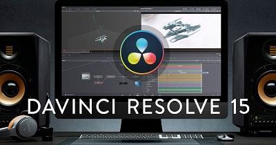 Blackmagic Design DaVinci Resolve Studio 15.0b7 64 Bit - ENG