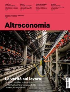 Alterconomia - Aprile 2017 - ITA