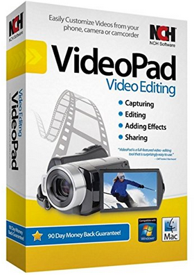[MAC] NCH VideoPad Professional 5.30 MacOSX - ENG