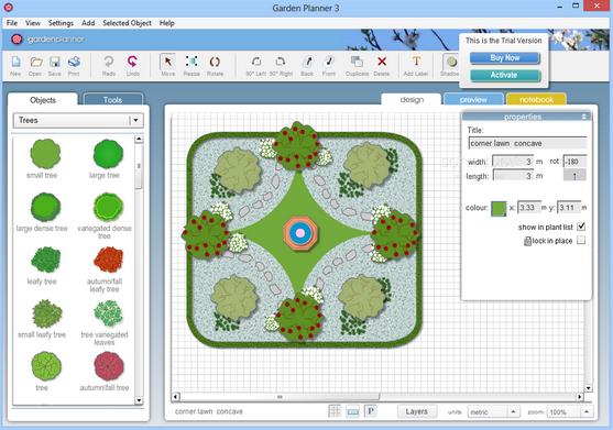 Artifact Interactive Garden Planner 3.7.38 - ENG