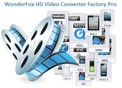 WonderFox HD Video Converter Factory Pro 13.4.0 - ENG